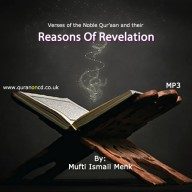 Reasons Of Revelation